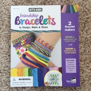 Other - Kits for Kids Friendship Bracelets Kit